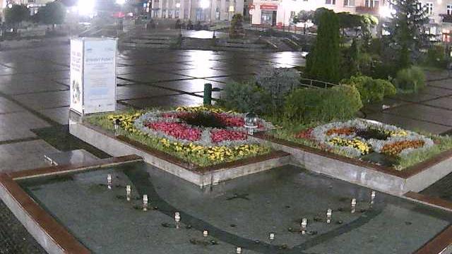 Webcam Trzebinia: Market square