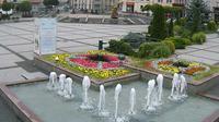 Trzebinia: Market square - Actual