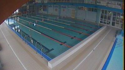 Webcam Ustrzyki Dolne: Delfin Swimming pool