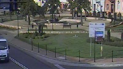 Веб-камера Żabno: Market Square, Zabno