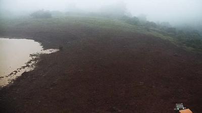 Vista de cámara web de luz diurna desde Kabage: Aberdare Range