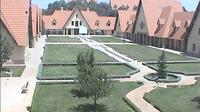Ifrane: Al Akhawayn University - Day time