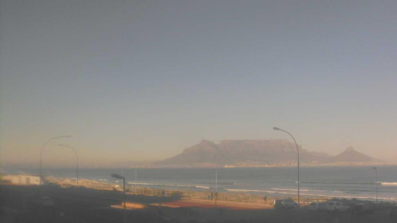 Webcam Bloubergstrand: Cape Town