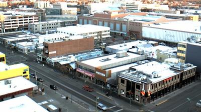 Webcam Glen Alps: Anchorage − 4th Avenue