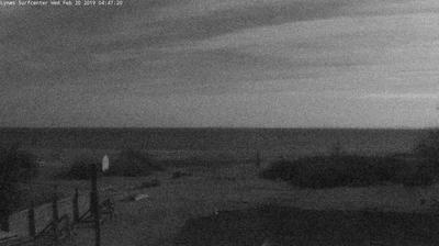 Webkamera Lynæs › South: Lynæs Surfcenter − Lynæs Strand
