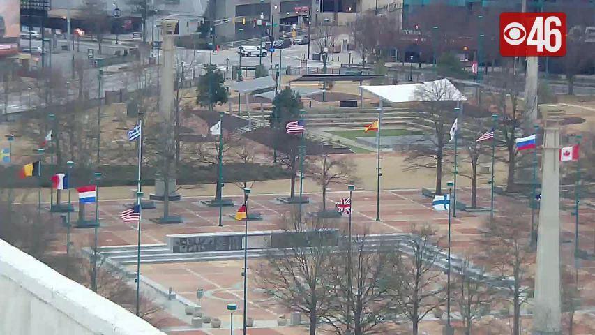 Webcam Five Points: Atlanta − Centennial Olympic Park