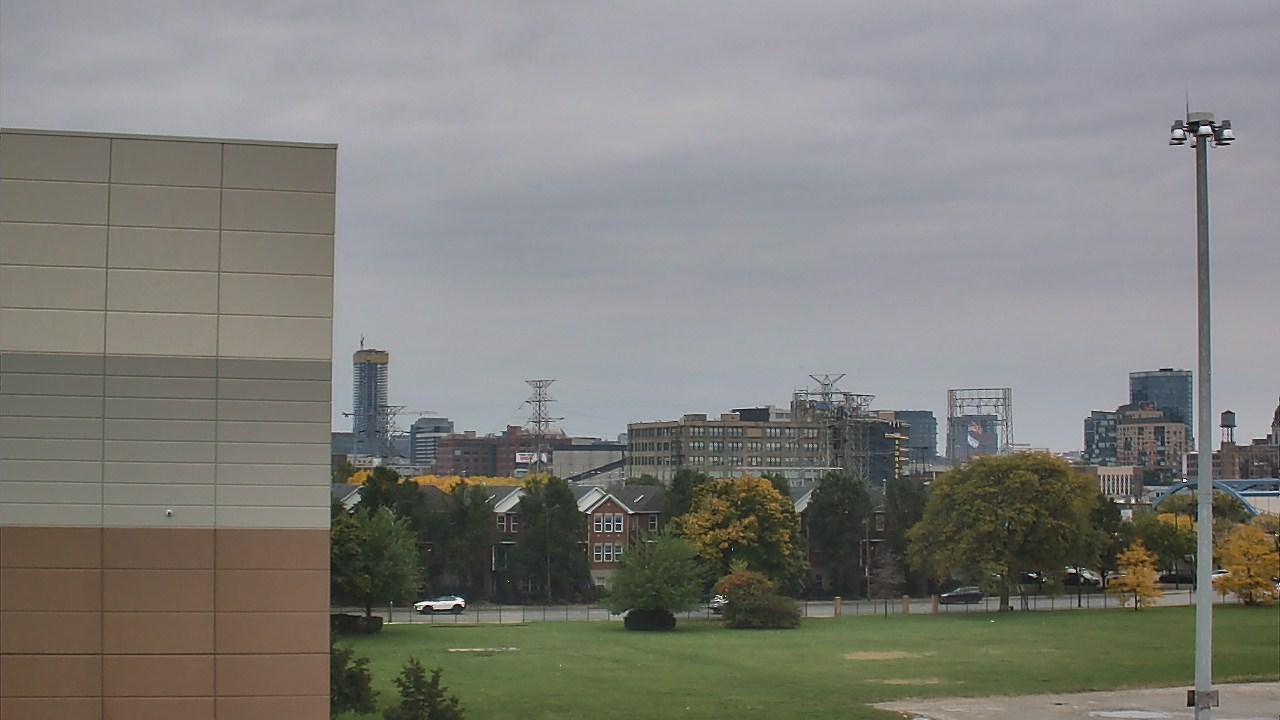 Webkamera Chicago: Skinner North