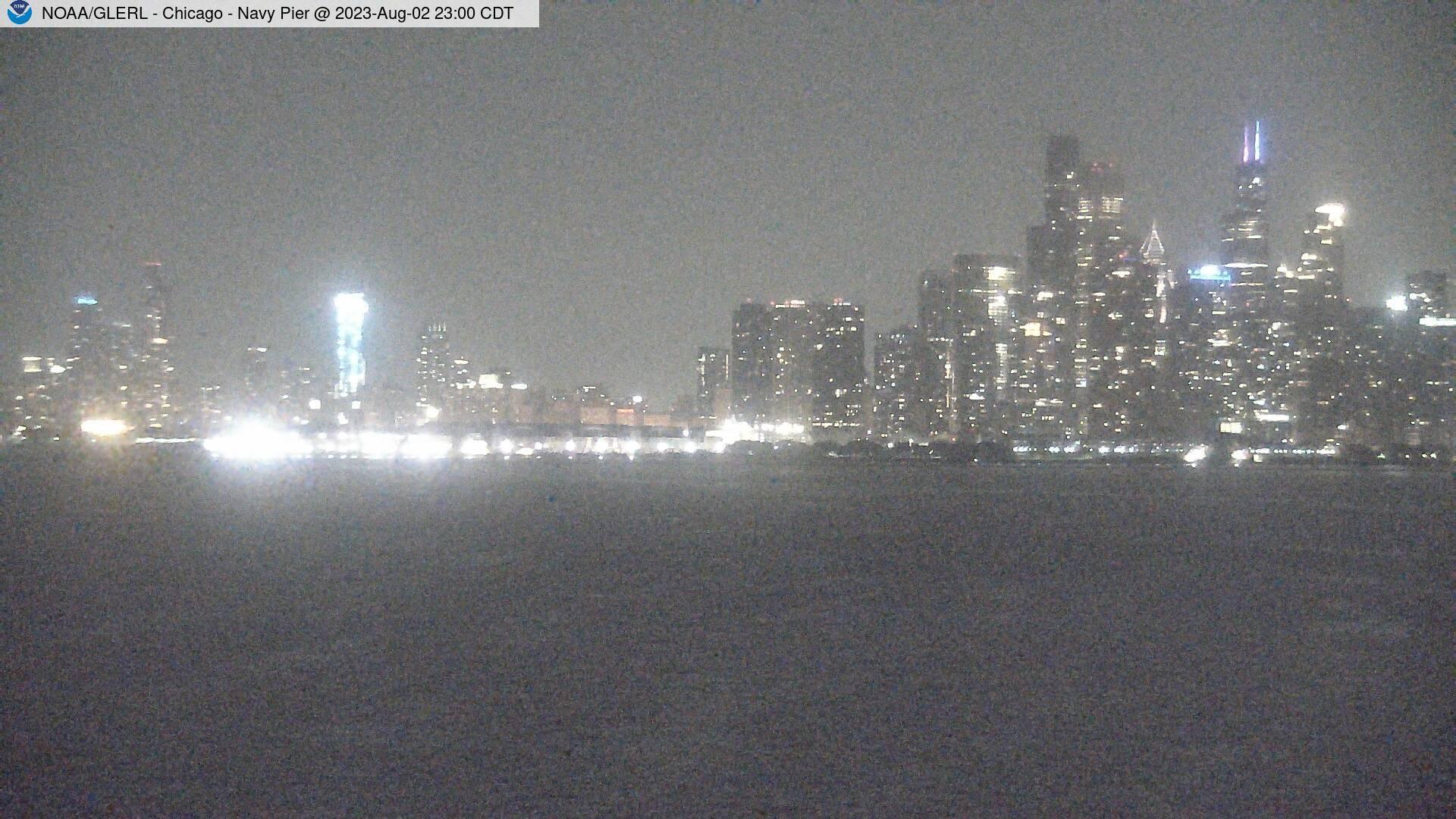 Webcam Chicago: Skyline
