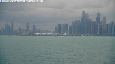 Chicago Daglicht Webcam Image