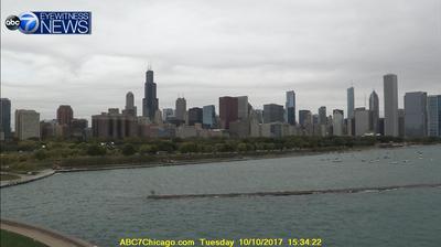 Webkamera Chicago: Willis Tower