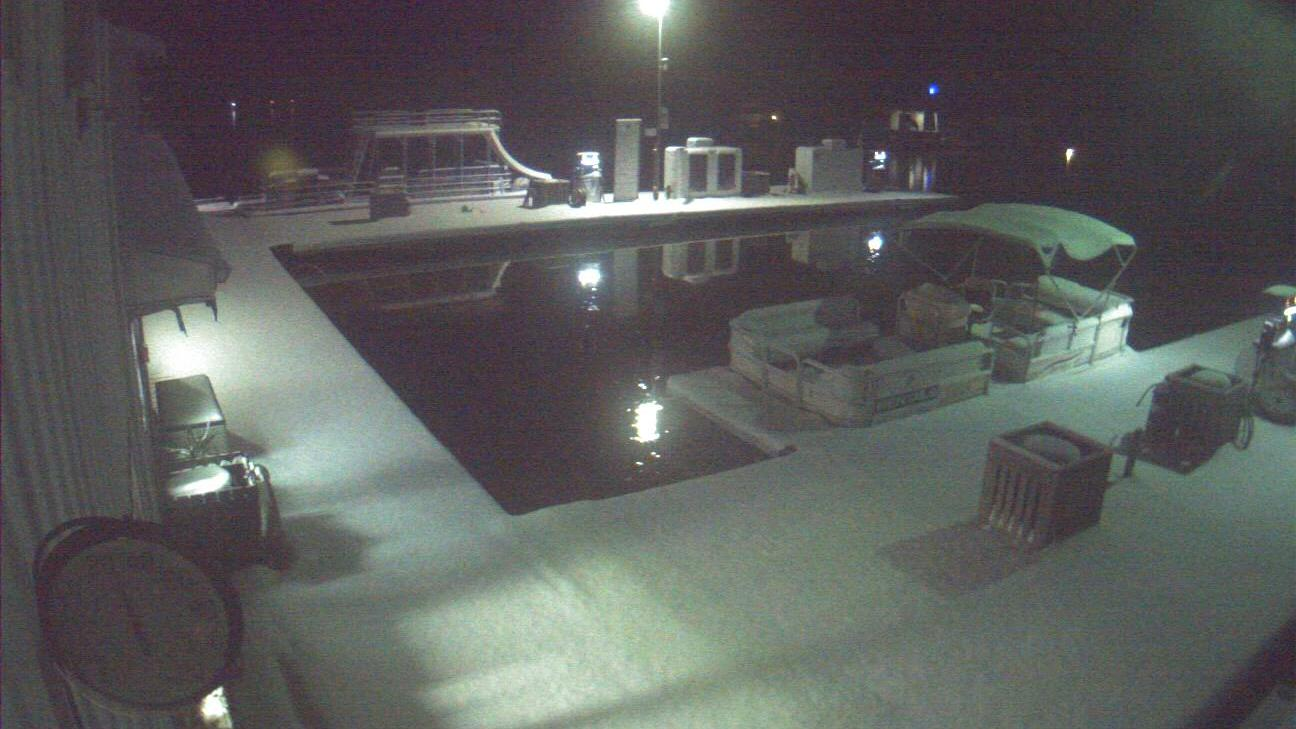 Webcam Sewellton: Jamestown Marina