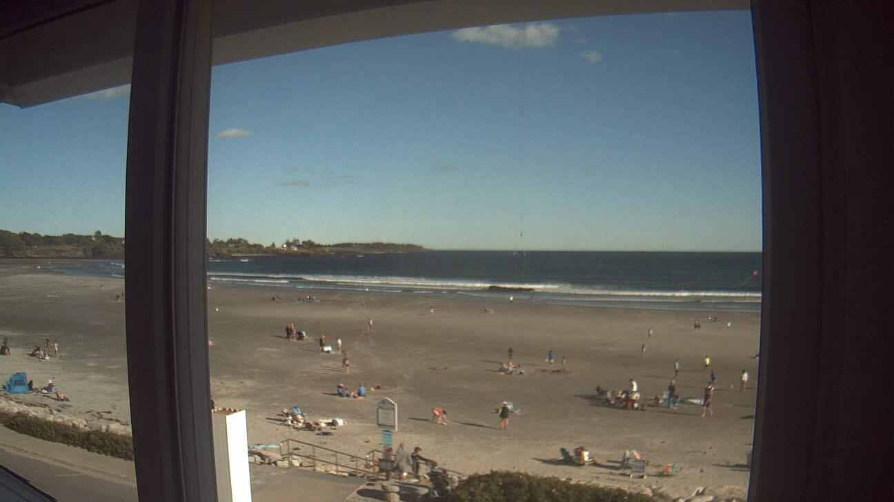Webkamera Higgins Beach