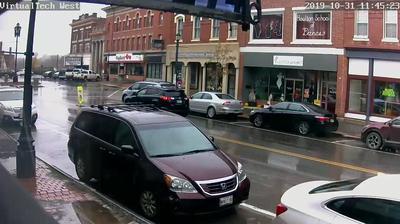 Webkamera Houlton: Main St