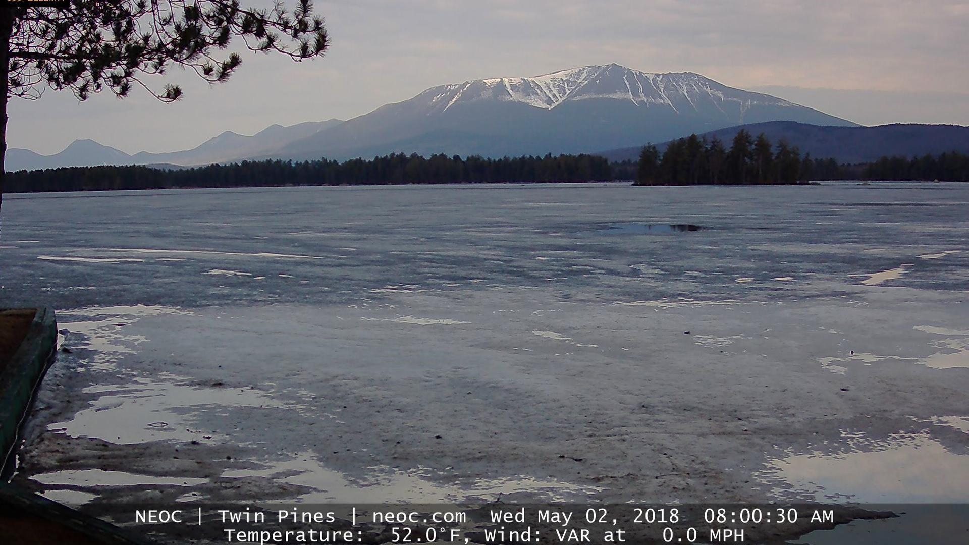 Webcam Norcross: Millinocket − Twin Pine Camps