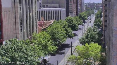 Daylight webcam view from Adelaide: King William Street, South