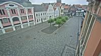 Ahlen: Marktplatz - El día