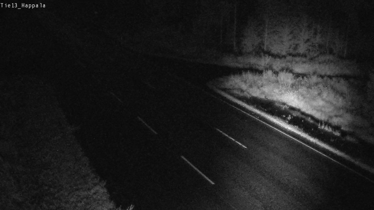Webcam Kangasniemi: Tie 13 − Häppälä − Jyväskylään