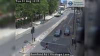 Little London: Romford Rd - Vicarage Lane - Jour