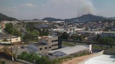 Webkamera Cristais: Cajamar/SP − Via Anhanguera km