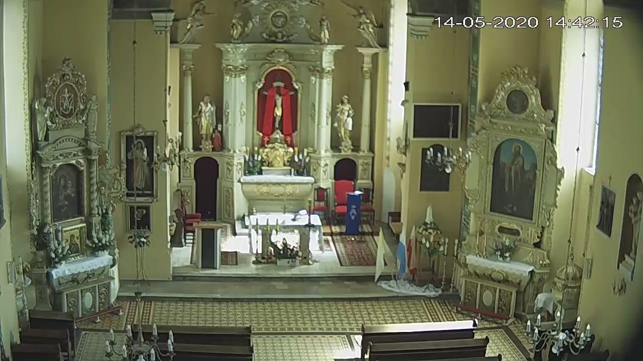 Webcam Sępólno Krajeńskie: Parafia św. Bartłomieja
