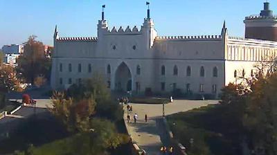 Webcam Lublin: Castle
