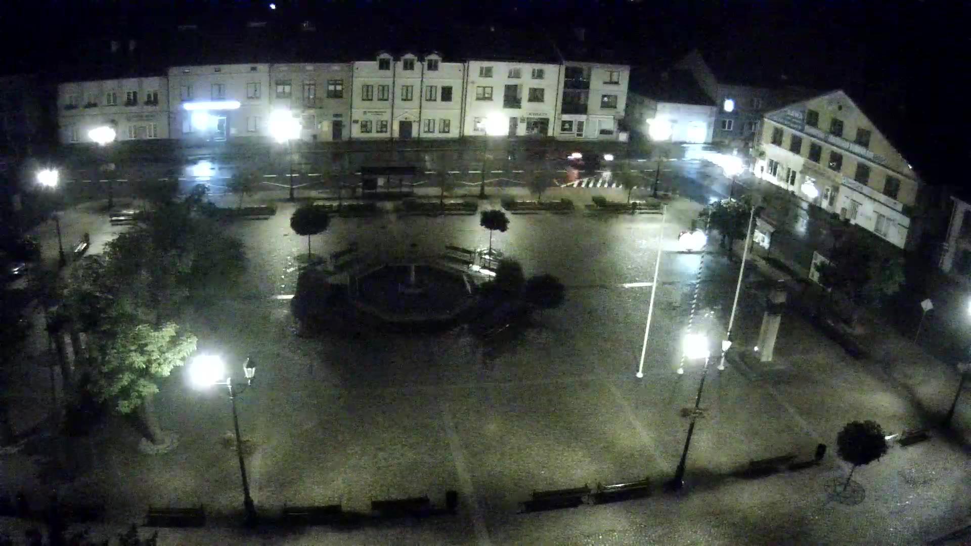 Webcam Kołaczyce: Market Square