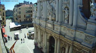 Venise: Hotel Bel Sito e Berlino - Chiesa di Santa Maria del Giglio - Gondola Station - Santa Maria del Giglio