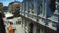 Venice: Hotel Bel Sito e Berlino - Chiesa di Santa Maria del Giglio - Gondola Station - Santa Maria del Giglio - Day time