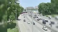 New York City > South: I- at Buhre Avenue/Pedestrian Bridge - Dagtid