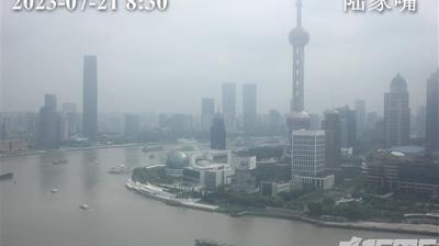 Aktuelle oder letzte ansicht von Huangpu › North: Oriental Pearl TV Tower