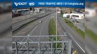 Portsmouth: Western Fwy Ramp to Midtown Tunnel - Actuales