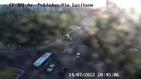 Carabanchel: AV POBLADOS - VIA LUSITANA - Actuales