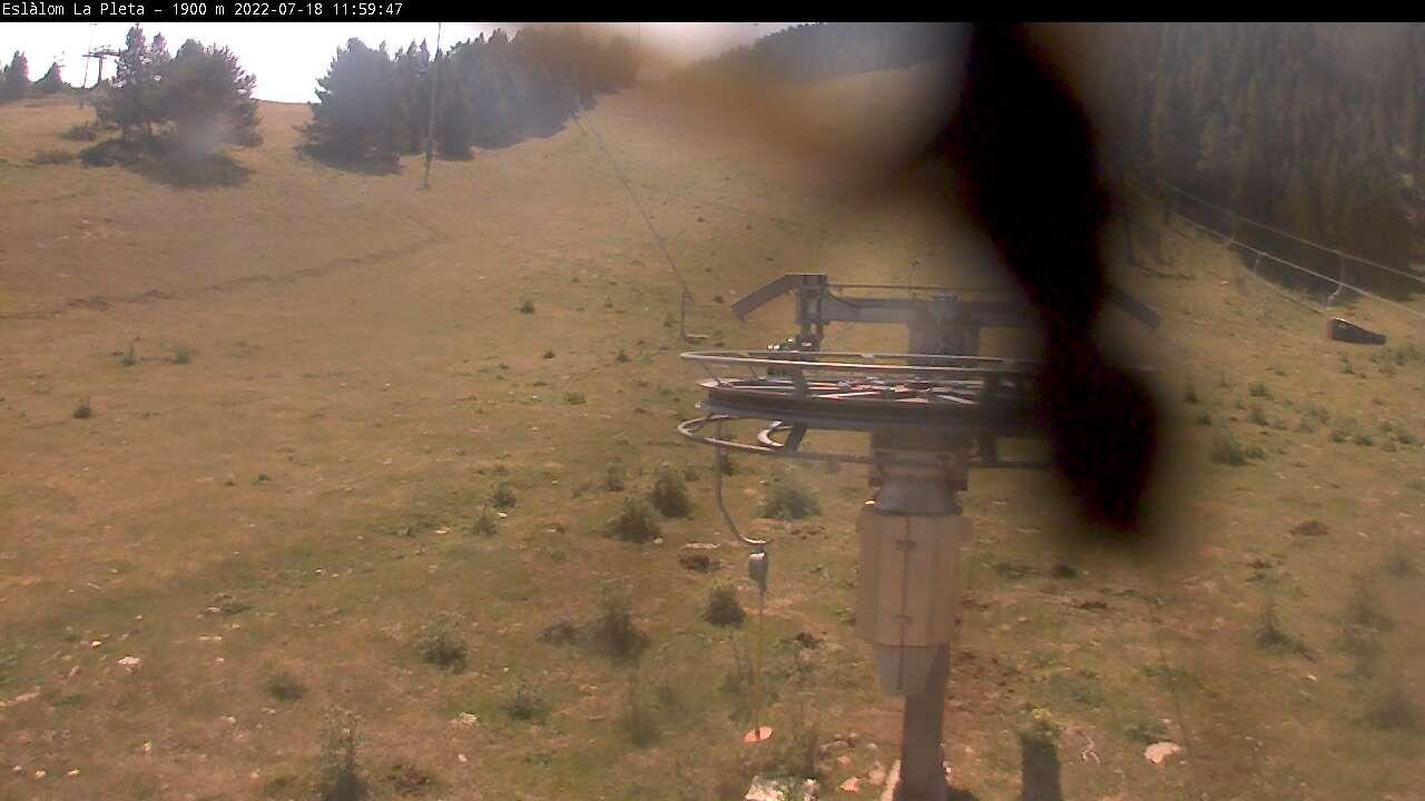 Webkamera La Massella: Masella Ski (La Pleta)