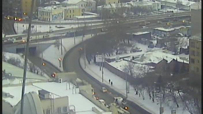 Webkamera Krasnoyarsk: Копылова − Профсоюзов