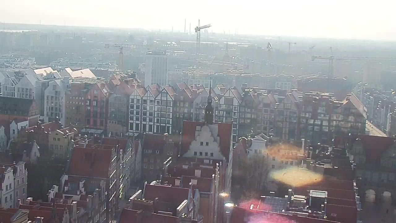Webcam Gdańsk: ul. Długa