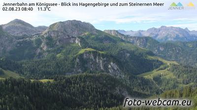 Thumbnail of Schoenau am Koenigssee webcam at 7:09, Aug 1
