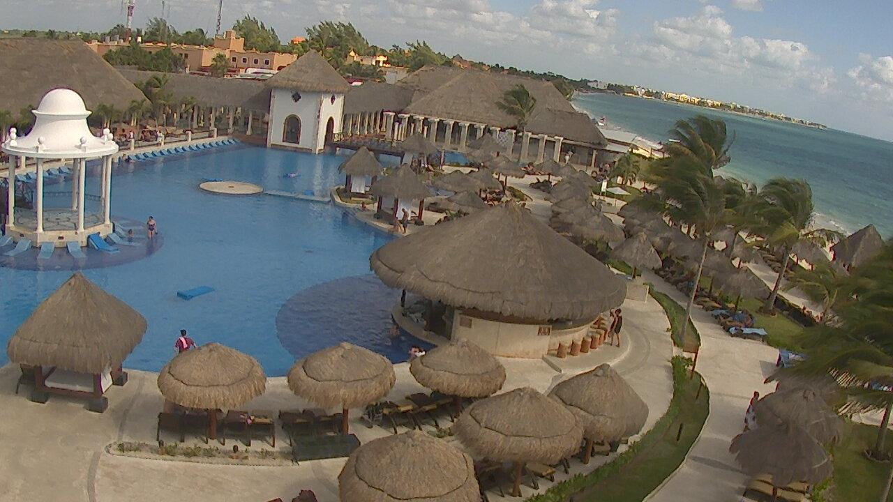 Webcam Puerto Morelos: Now Sapphire Riviera Cancun