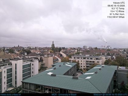 Basel › Nord-West: Klingelbergstrasse