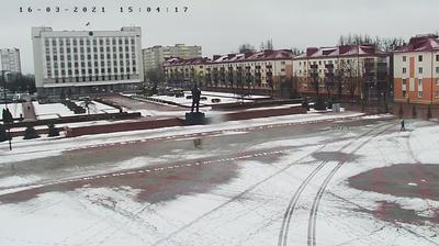 Vignette de Babruysk webcam à 6:00, janv. 22