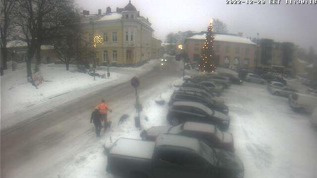 Webcam Ekenäs: Rådhustorget