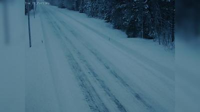 Webcam Portimo: Tie 78 Tie78_Ranua − Rovaniemelle