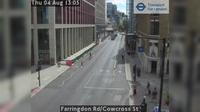 City of London: Farringdon Rd/Cowcross St - Jour