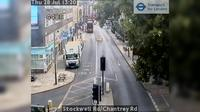 London: Stockwell Rd/Chantrey Rd - Day time
