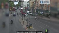 London Borough of Haringey: Seven Sisters Rd/Manor House - Overdag