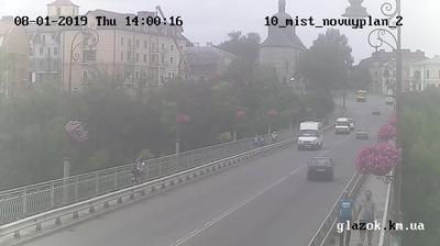 Webcam Kamyanets-Podilsky: Kamianets-Podilskyi − Panorama