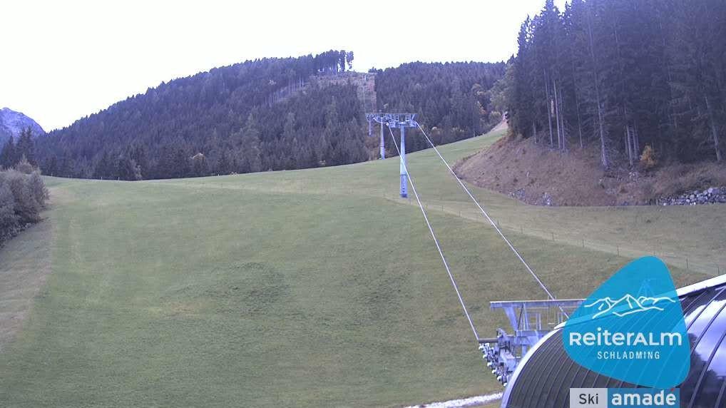 Webcam Pichl: Reiteralm Bergbahnen