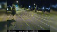 Courtenay > South: Intersection of Ryan Rd and Lerwick Rd in - looking south - Actuales