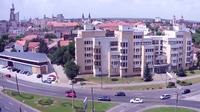 Satu Mare: Bulevardul Vasile Lucaciu - Day time