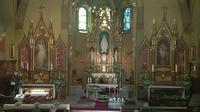 Lagiewniki: Łagiewniki - Divine Mercy Sanctuary, Kraków - Dia