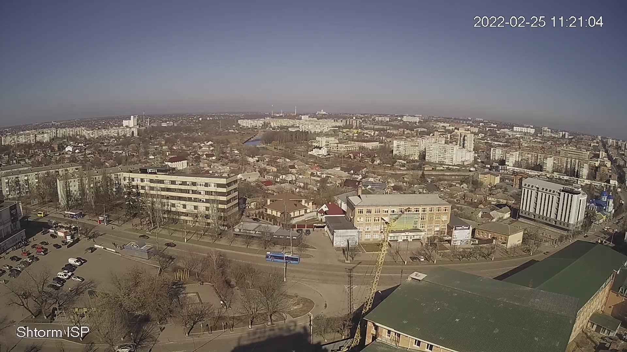 Веб камера Кропивницкий